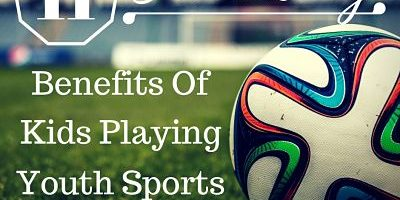 kids playing youth sports